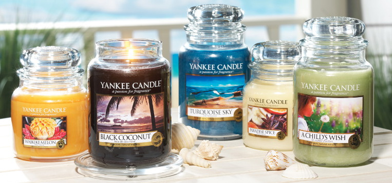 yankee candle spring 2013